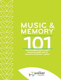 Music Memory 101 ebook