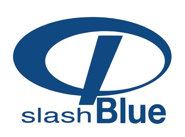 Slash Blue logo