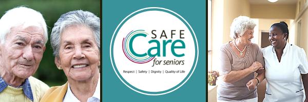 Safe Care for Seniors logo