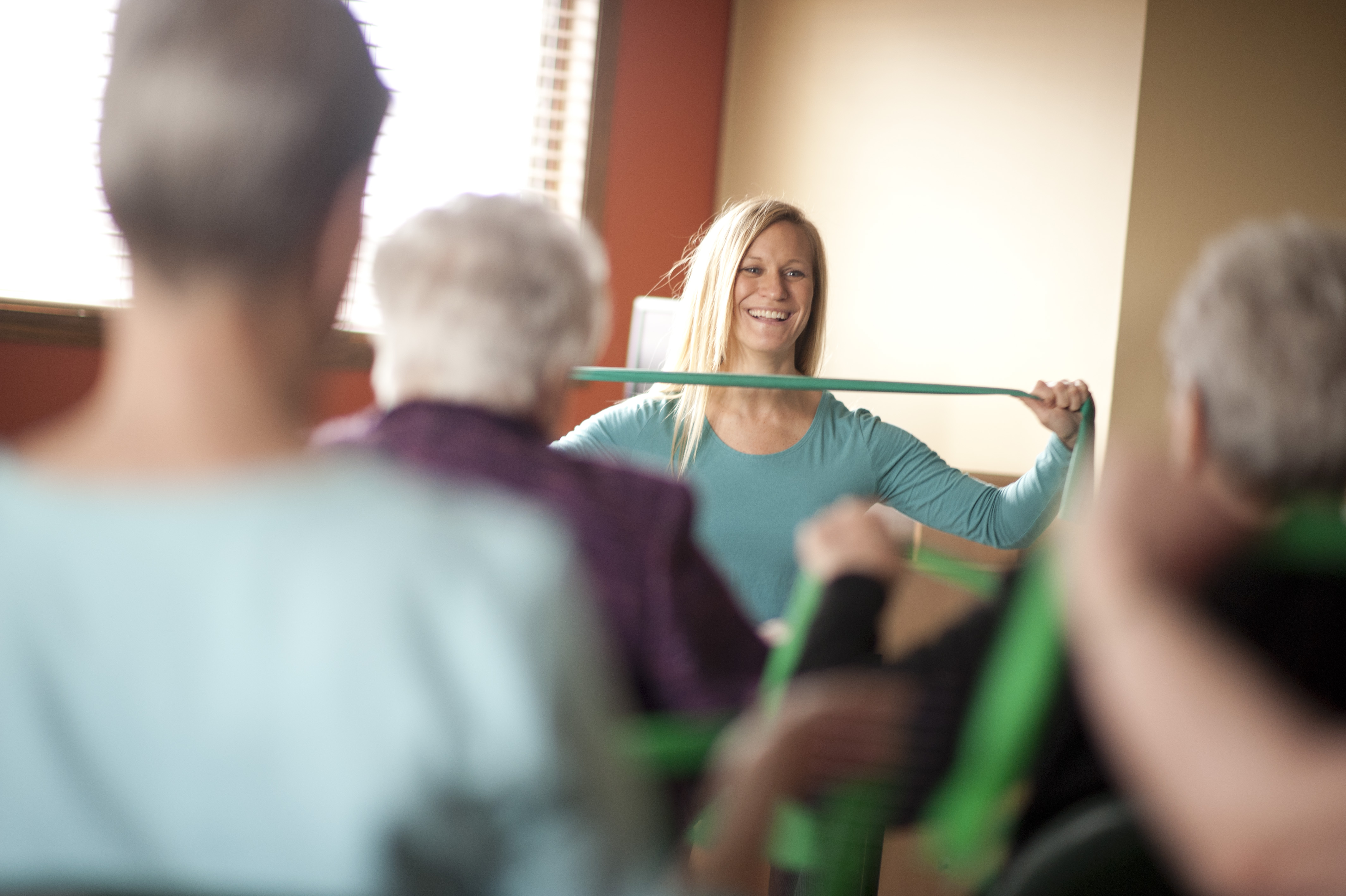The people make the difference: Fitness at Walker communities