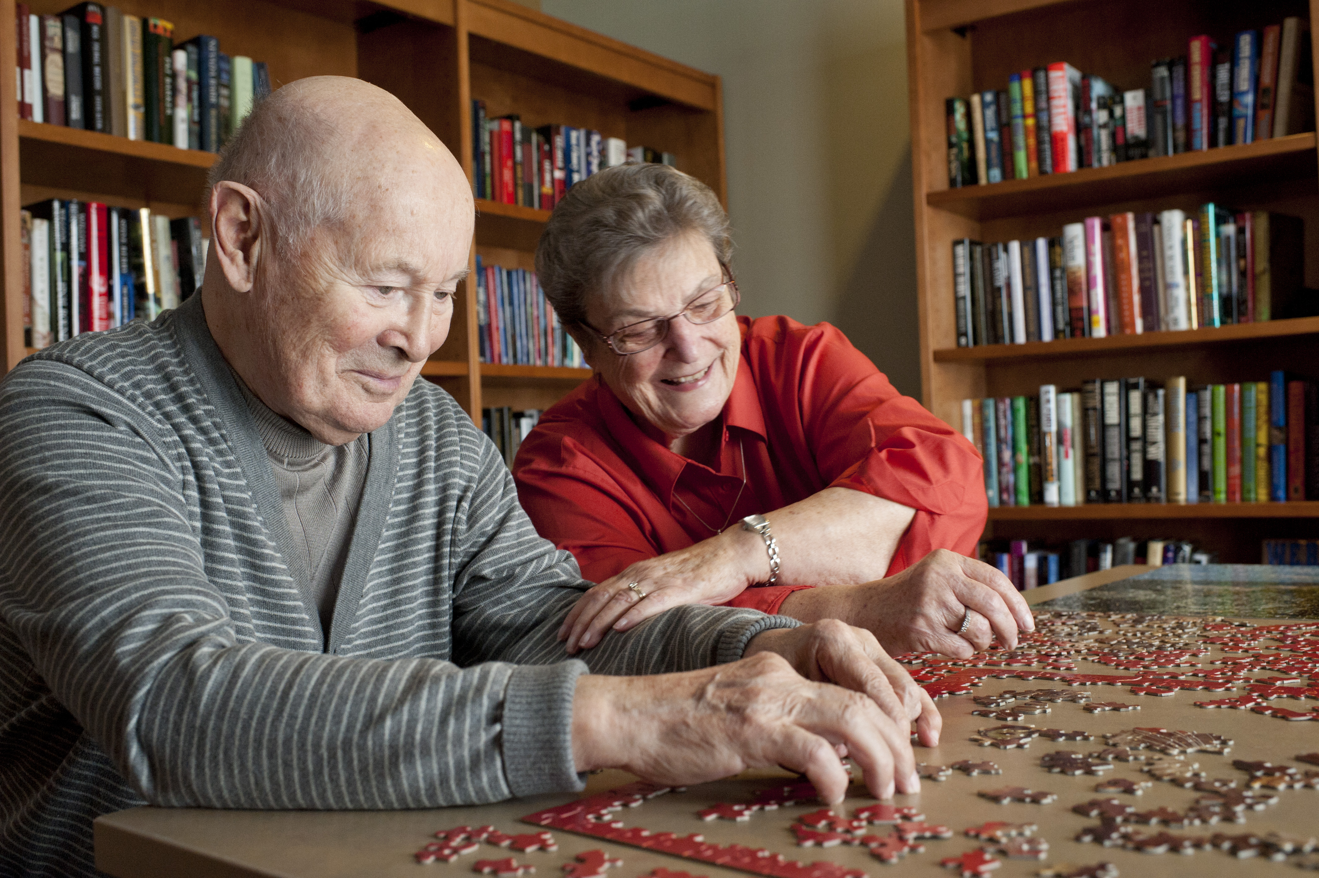 Is a Memory Care Community Right for Your Loved One?
