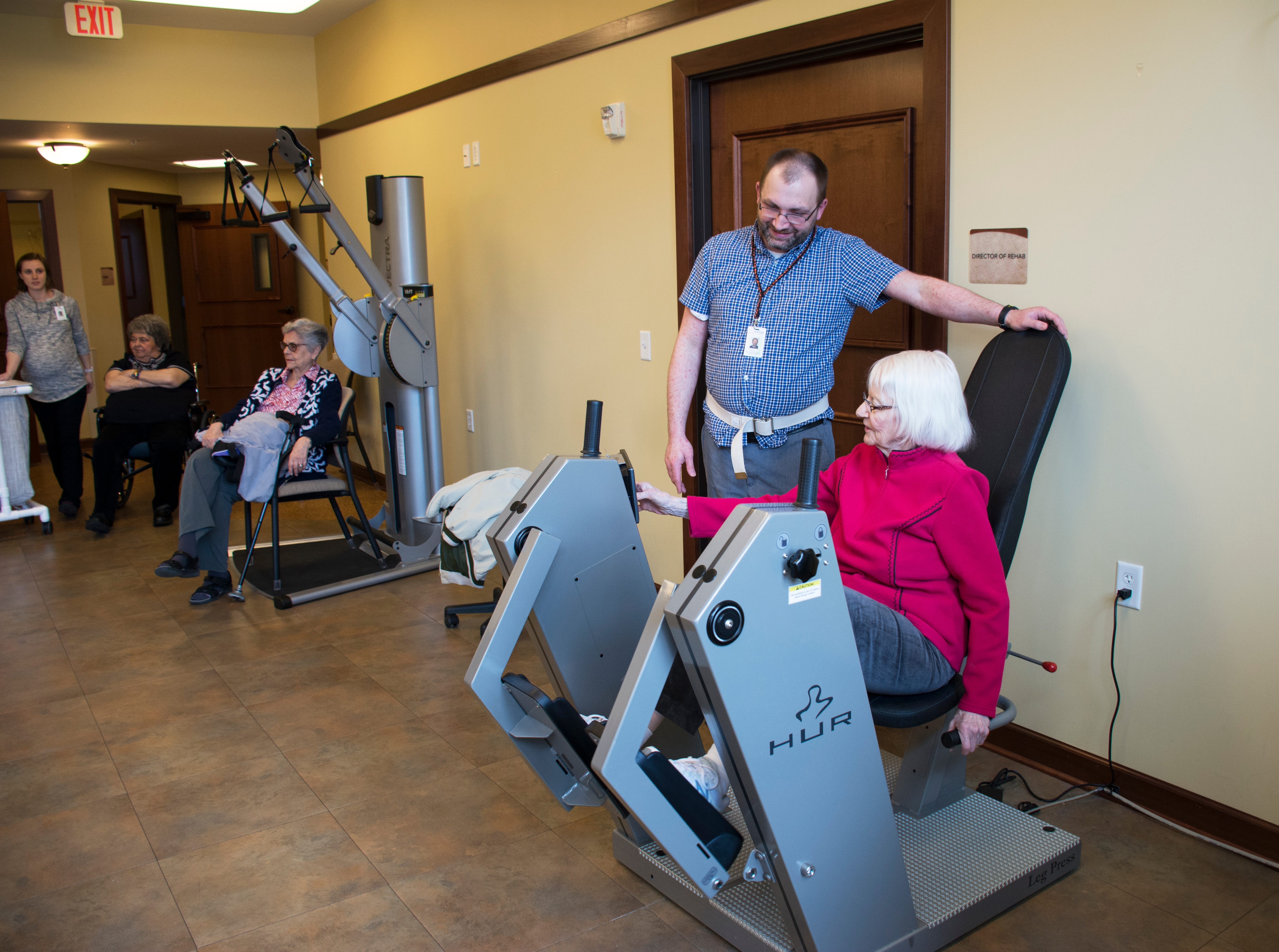 Did You Know? Senior Fitness Center Opportunities at Walker Methodist