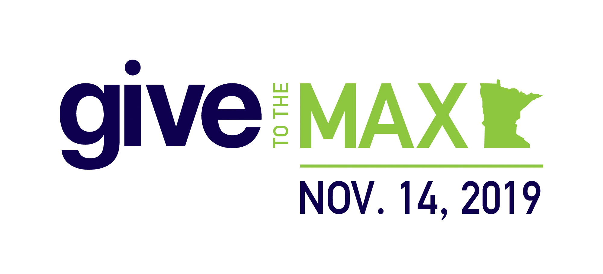 Give to the Max Day is November 14