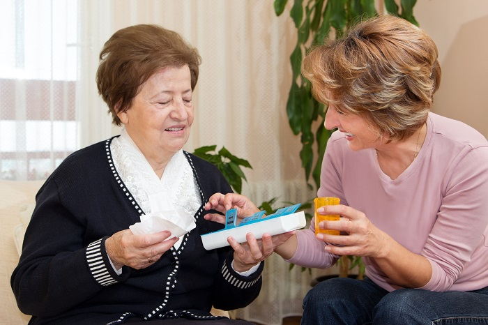 Medication compliance and management for seniors