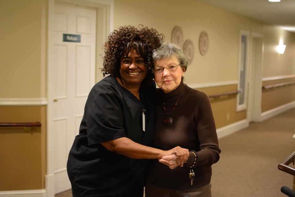 3 ways we care for residents with Parkinson's disease