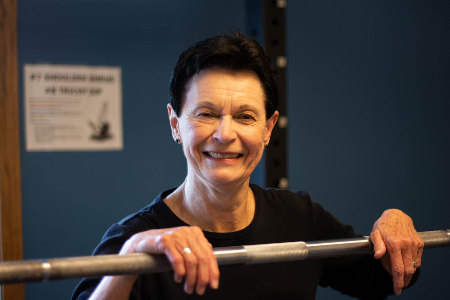 Diane Anderson loves life—and lifting