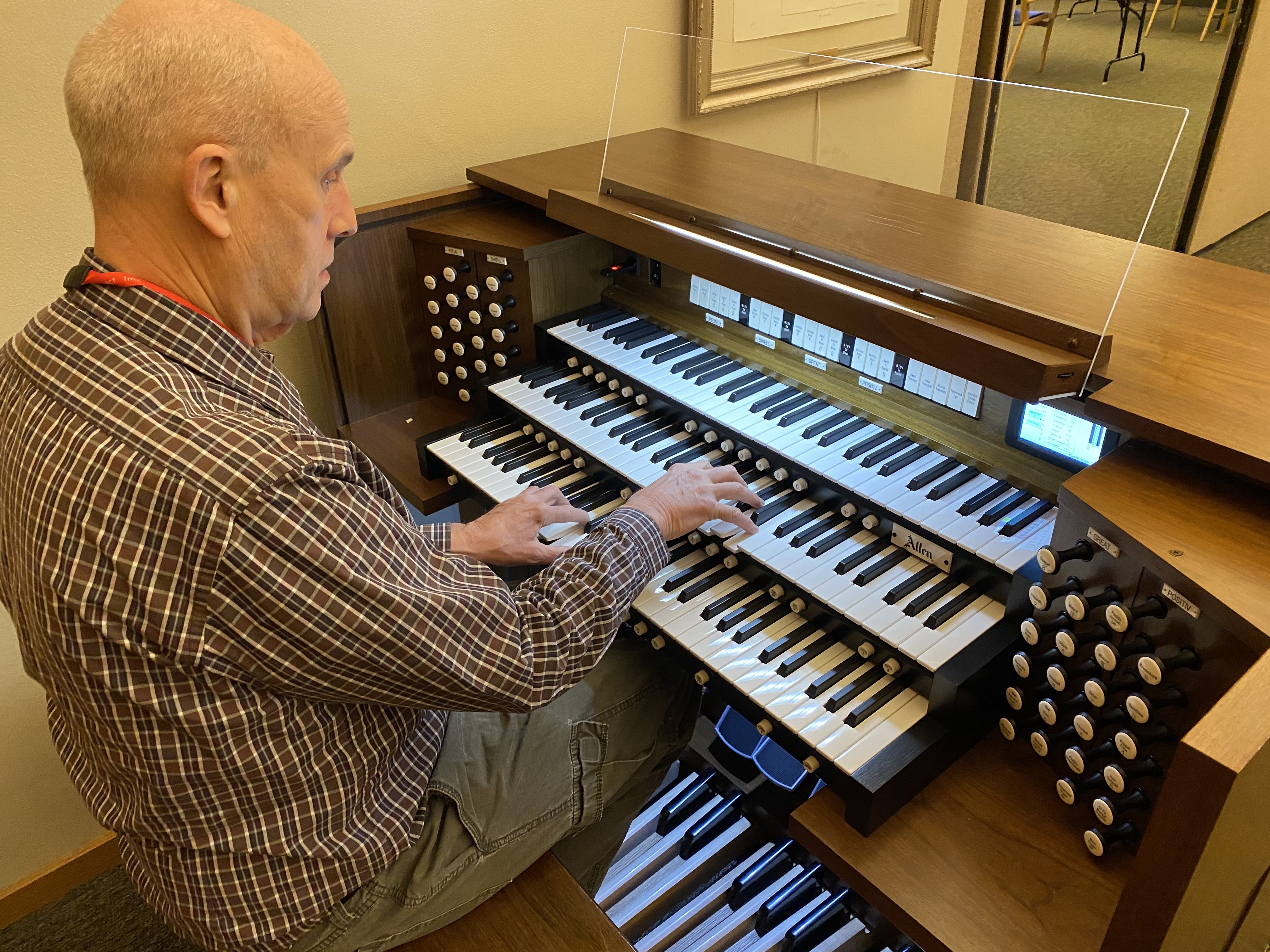 A new donated organ brings peace to residents
